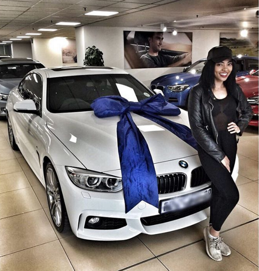 Mzansi Celebrities And The Luxury Cars They Own